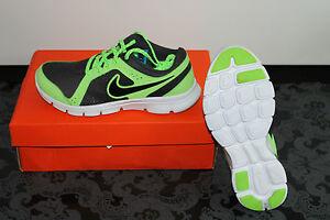 De Nike Flex Course Noir Chaussures Néon Jaune 38 Taille Femmes Rt1rxwt