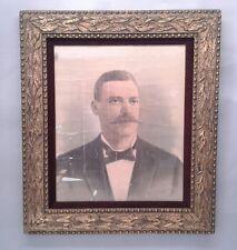 Victorian Picture Frame Gilt Wood Gesso Antique Eastlake Aesthetic Antique 1800