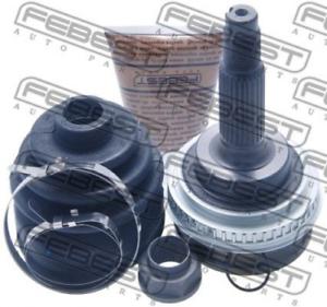 Antriebswelle für Radantrieb Vorderachse FEBEST 0110-010A48 Gelenk