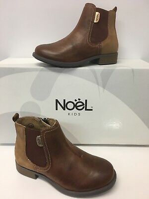 Noel /'Fany/' Classic Ankle Boots in Cognac Leather Now Only £36.90