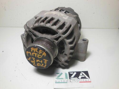 Alternatore 120A Denso Alfa Mito 1.3 MJT 2011 51854912 MS1012101391
