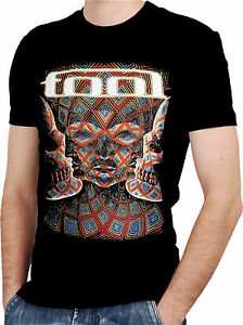 Maglietta Band Tool Black Rock 2 New Shirt Iaw7qvwd