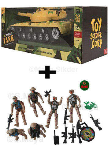Blox Tank Toy Soldiers Army Men Force Gift Set Helicopter Set LEGO Size UK