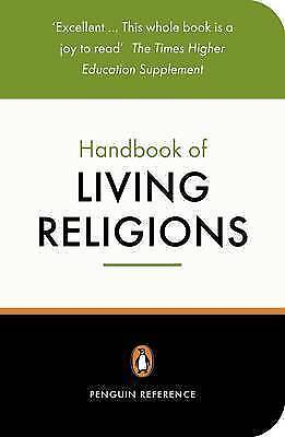 1 of 1 - USED (GD) The New Penguin Handbook of Living Religions: Second Edition (Penguin