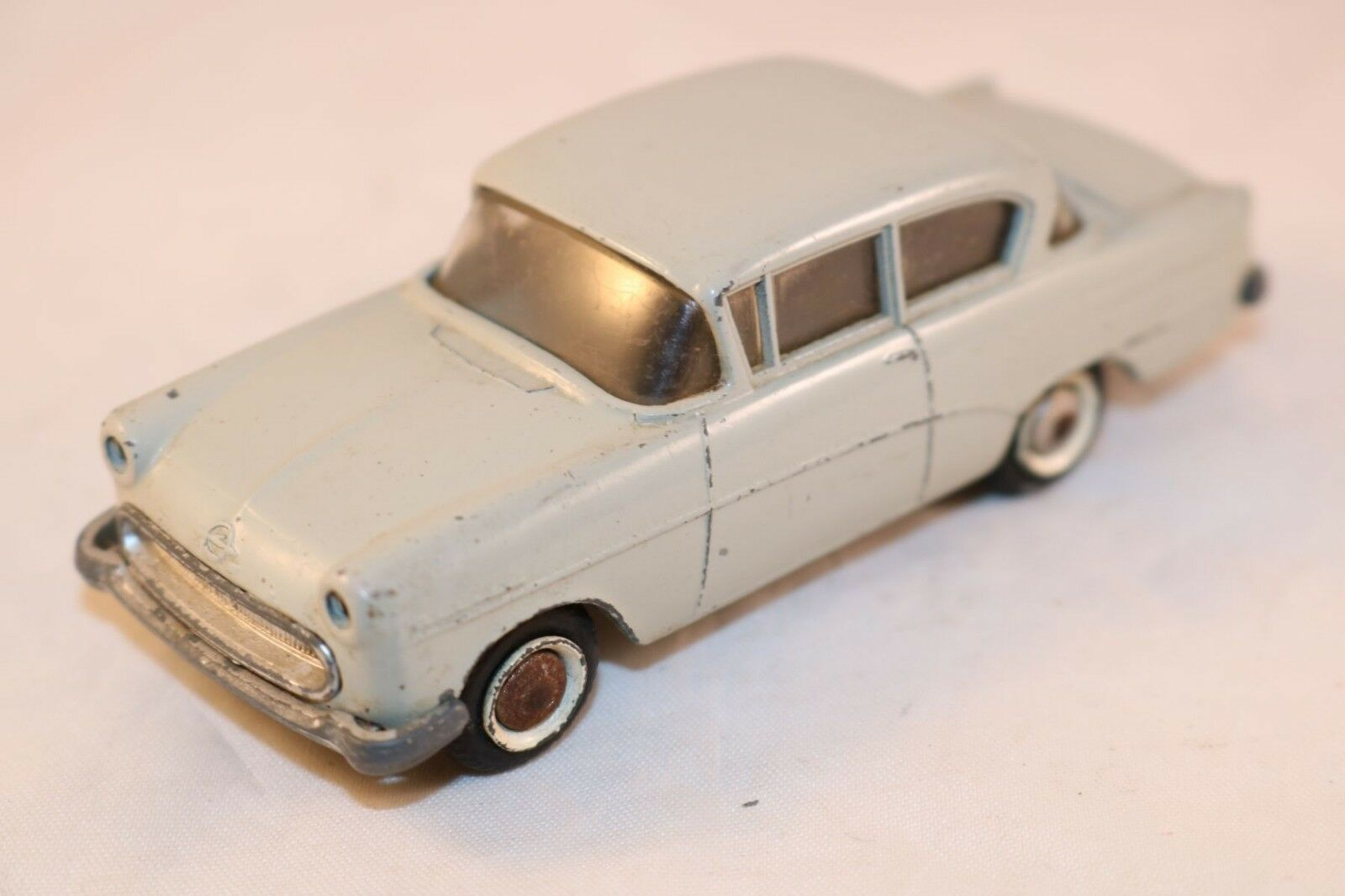 Tekno Denmark 720 Opel rekord  scarce gris  Selten rare very difficult to find