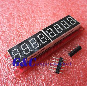 2PCS-Red-MAX7219-8-Digit-LED-Display-Module-Digital-Tube-for-arduino-M88