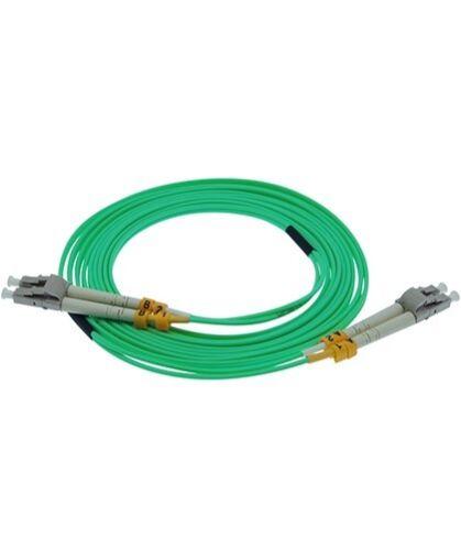 6m 20ft LC//LC 50//125 10Gb OM3 Duplex MultiMode Optic Fiber Optics Patch Cable