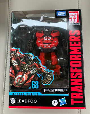 Leadfoot Transformers 68 Target Exclusive VERY RARE IN HAND SHIPS TODAY