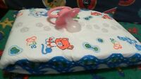 1 Abdl Adult Large Big Baby Little Pawz Diaper And Baby Pink Adult Pacifier