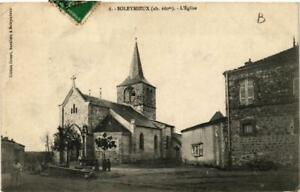 CPA-Saint-Jean-Soleymieux-L-039-Eglise-663764