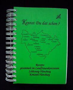 Landfrauenkreisverein-Schleswig-Flensburg-Kennst-du-dat-schon-Rezepte-1996