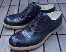 Louis Vuitton Spring / Summer 2014 Men Runway Crocodile / Alligator Oxford