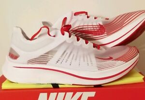 9d12cfdb164f7 WOW  NIKE ZOOM FLY SP Mens 11.5 running trainer run racer elite ...