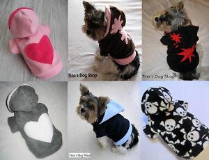 XXS-XXL-Hundemantel-Hundejacke-Hundekleidung-Hundepullover-Hundebekleidung