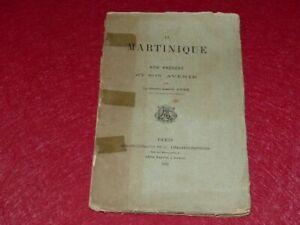 Bibl-RENE-COTTRELL-ANTILLES-Contre-Amiral-AUBE-LA-MARTINIQUE-Rare-EO-1882