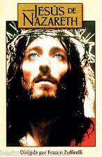 FRANCO ZEFFIRELLI - Jesus Of Nazareth / Jesus De Nazareth DVD NEW Classic 2 DVD