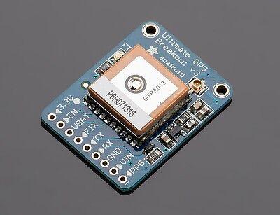 Adafruit 746  Ultimate GPS Breakout Version 3 66 channel w//10 Hz updates