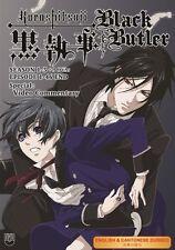 Black Butler Season 1-3 Full Series + 9 OVA + Special DVD in English Audio