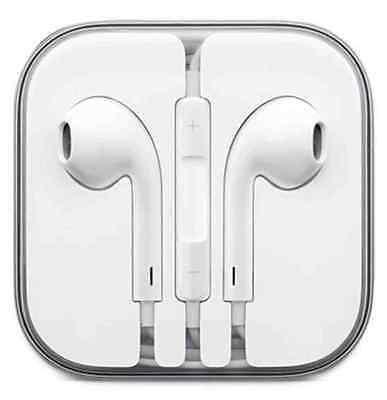 New OEM Original Apple iPhone 5 5S 5c 6 6S Plus EarPods Earphones W/Remote & Mic