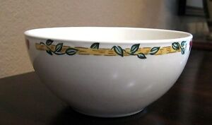 "Thomson Pottery ""BIRDHOUSE"" 6"" SOUP or CEREAL BOWL"