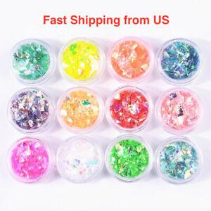 New-Rainbow-Confetti-Set-Jewelry-Making-Resin-Cast-Handmade-Ship-from-US