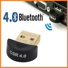 20M 3Mbps Mini USB 4.0 Bluetooth CSR 4.0 3.0 Dongle Dual Mode Wireless Adapter