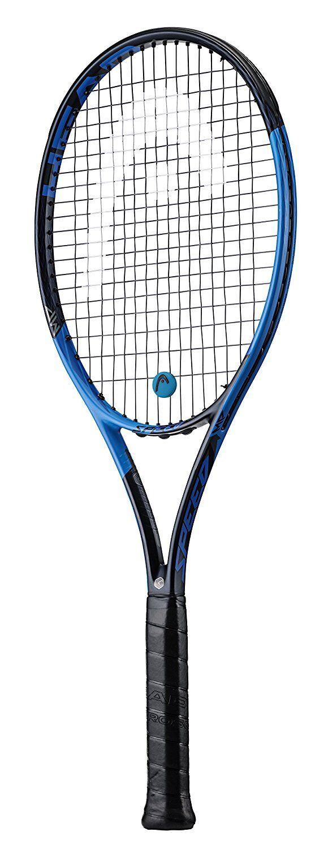 Head Graphene Velocidad Mp Táctil Azul Raqueta De Tenis Raqueta 4 1 8 - Garantía Distribuidor