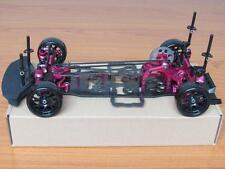 Alloy & Carbon SAKURA D4 AWD EP 1/10 Drift Racing Car Frame Body #KIT-D4AWD 1:10
