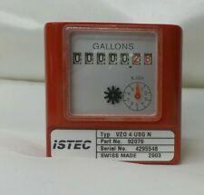 Istec Oil Meter Gallons Vzo 4 Usg N 92076