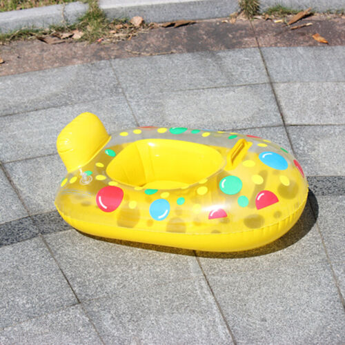 Inflatable Swimming Ring Pool float Baby Ring Inflatable Mattress Rings GjEG