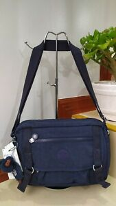 KIPLING-GRACY-Crossbody-bag-in-True-Blue-Tonal-Color