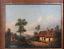 miniatuur 1 - Josef PFEIFFER Très Belle Huile Toile Paysage TYROL AUTRICHE 1862