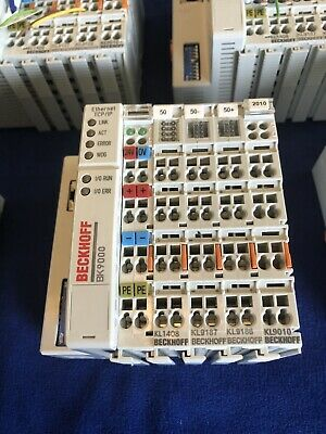 Beckhoff BK9000 //KL1104//KL2114//KL9010