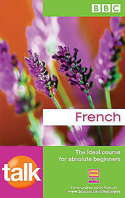 """""""AS NEW"""" TALK FRENCH (BOOK & CASSETTES) NEW EDITION, Fournier, Isabelle, Book"""