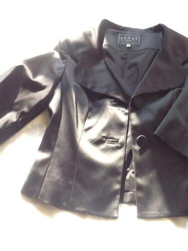 Veste Côte Black Côte Cover Cover Up Veste Black Up t8Bpnq8T