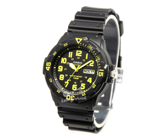 1 of 1 - -Casio MRW200H-9B Analog Watch Brand New & 100% Authentic