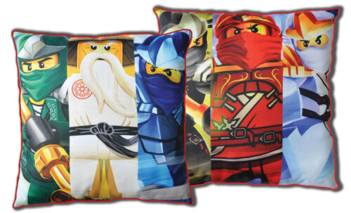 Lego Ninjago Movie Pillow Cushion Double Sided Pillow 40 x 40 CM