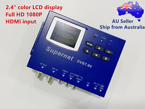 Supernet-DVB-T-MPEG4-HD-Digital-Modulator-2-4-034-Color-Display