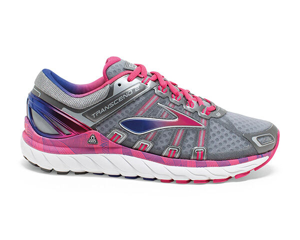 * NEW * Brooks Transcend 2 Damens Running schuhes (B) (052)