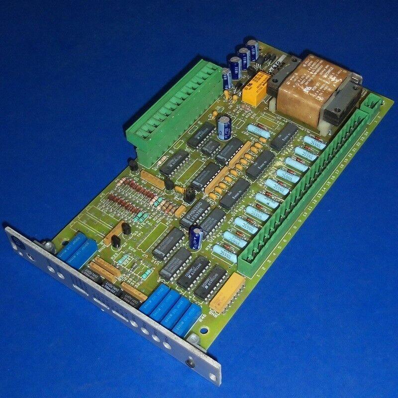 Allen Bradley Analógico perfil Generador Board un pc-631-0292 Rev. un Board 490101