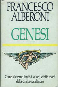 Genesi-Alberoni-Francesco-Cde-su-licenza-Garzanti-1990