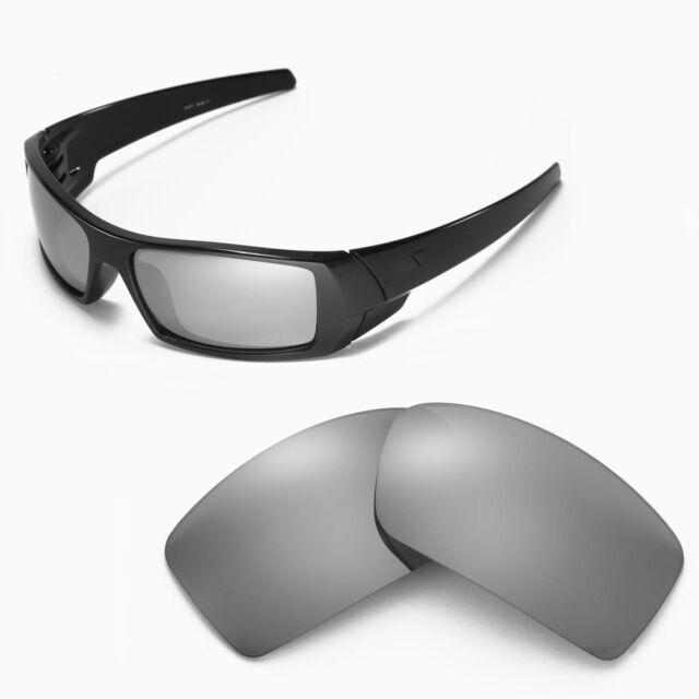 walleva titanium polarized replacement lenses for oakley gascan rh ebay com