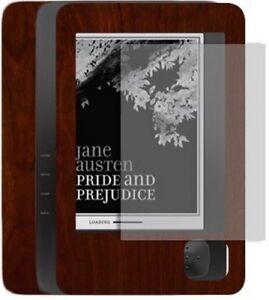 Skinomi-Tablet-Skin-Dark-Wood-Cover-Clear-Screen-Protector-for-Kobo-Vox-Wi-Fi