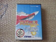 Japanese Game Sega Megadrive Raiden Trad Seibu. New Dead Stock !