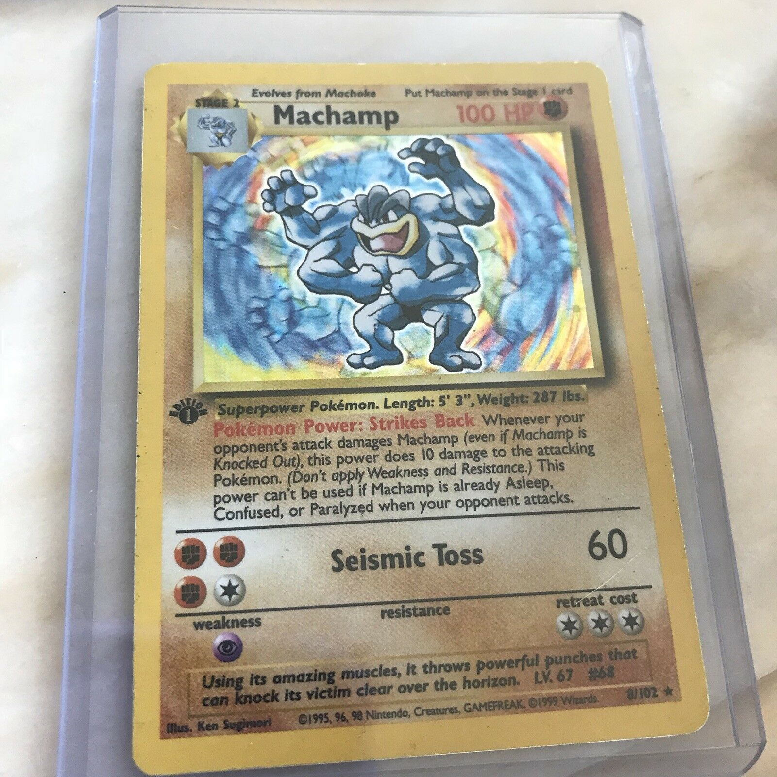 Pokemon Cards 500+ Includes Holo And 1st Edition Cards