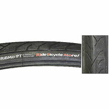 Panaracer 700X25C Ribmo Pro-Tite Wire Bead Black Pt