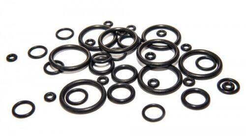 Large range of sizes 3mm 50mm Metric O Ring Nitrile Rubber