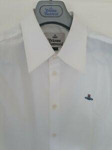 Mens-BNWOT-VIVIENNE-WESTWOOD-long-sleeve-shirt-size-50-large-RRP-295