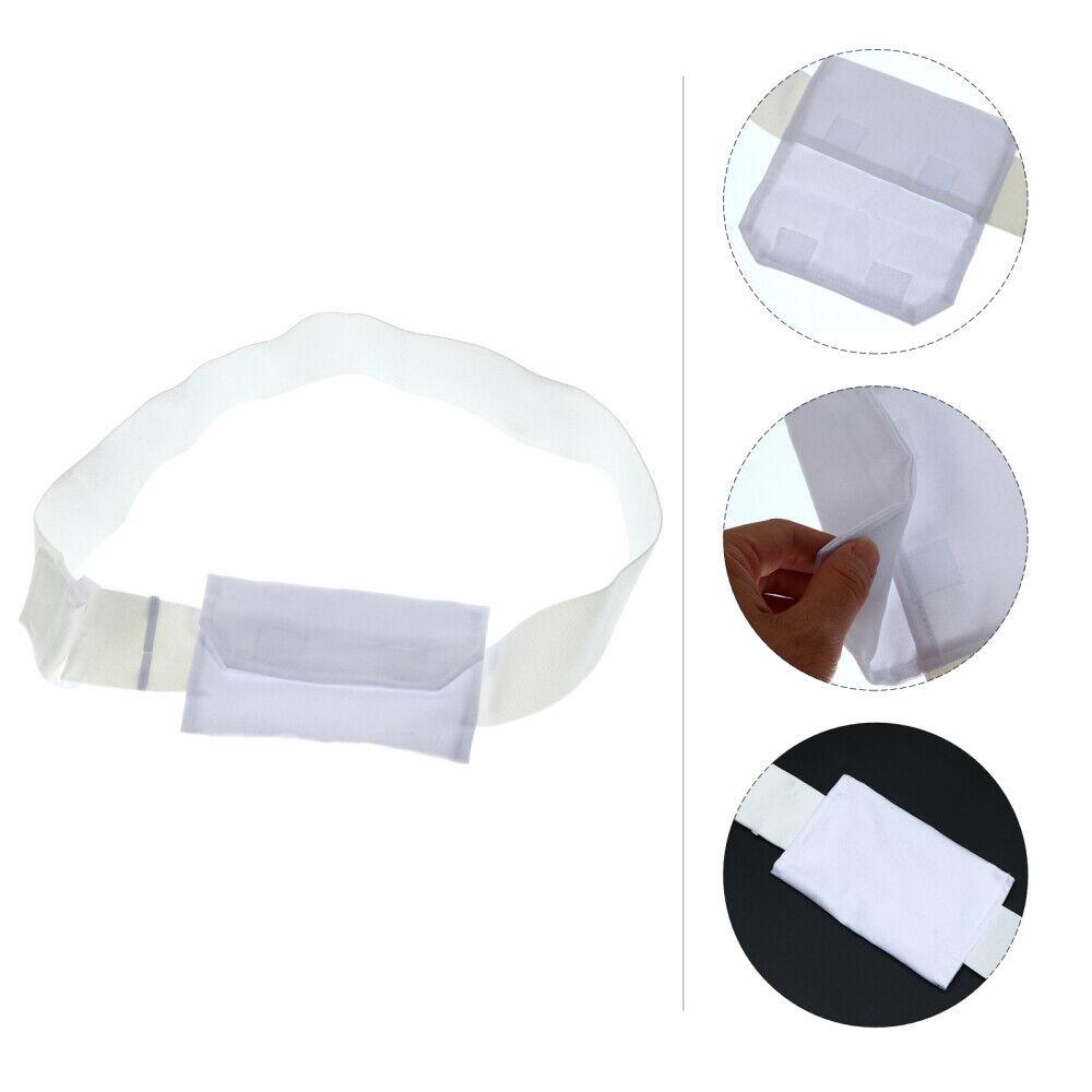 1 stück gürtel nützlich atmungsaktiv elastischer einstellbarer bauchdialysegurt