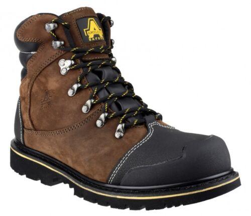 Amblers FS227 Chaussures De Sécurité Imperméable Composite Bouts Coqués /&
